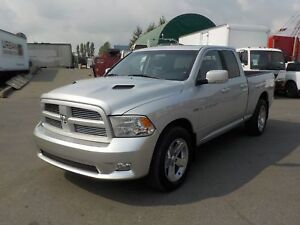 2012 Dodge Ram 1500 Sport Quad Cab 6.5 ft. Box 4WD