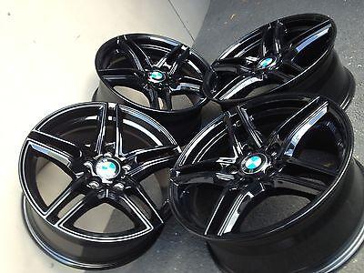 17 Zoll Borbet XR Felgen 5x120 Schwarz BMW 3er 1er Coupe Cabrio e90 e91 e46 e92 online kaufen
