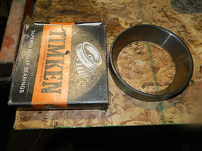 NEW Timken Tapered Roller Bearing Cup, Type# 9121, OLD STOCK, NIB