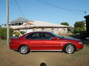 LAST CHANCE or Back in the Garage - 2002 Holden Calais Sedan Point Vernon Fraser Coast Preview