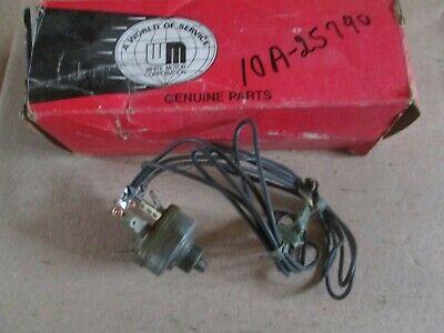 Minneapolis Moline 670g10010501865 Brand New Light Switch Nos