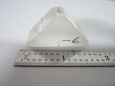 Optical Prism Laser Optics As Is Binq1-43