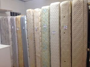 ***FROM $99 EACH!!!  SECONDHAND MATTRESSES AND ENSEMBLE BASES!!!! Palm Beach Gold Coast South Preview