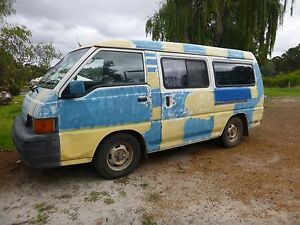 1995 Mitsubishi Express includes camping outfits $1500 Kirup Donnybrook Area Preview