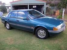 1992 Ford Fairmont Sedan Toowoomba 4350 Toowoomba City Preview