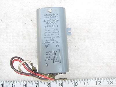 Johnson Controls Y79abc-3 Ignition Contol New