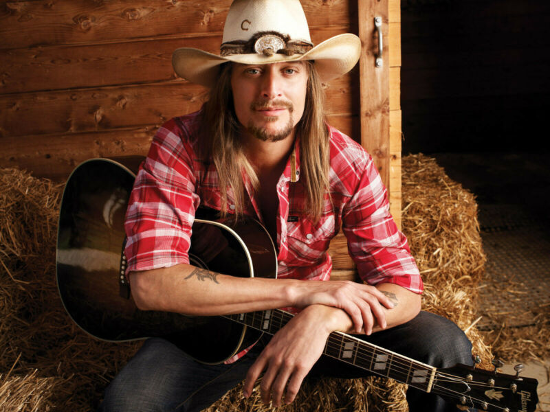 KID ROCK 8X10 GLOSSY PHOTO PICTURE