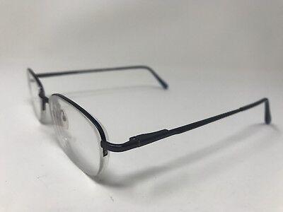 Kenneth Cole On-Line Eyeglasses Halfrim KC0529 811 50-20-135 Matte Blue (Spectacles Glasses Online)