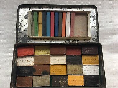 Vintage Winsor & Newton and Reeves Artists Paints and Materials for sale  Shipping to Nigeria