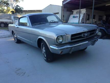 mustang fastback 1965 Yatala Gold Coast North Preview