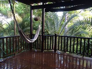 Tropical treehouse Queen room with own bathroom Bayview Heights Cairns City Preview