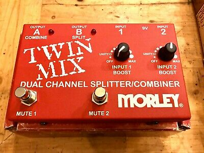 Pedal MORLEY Twin Mix