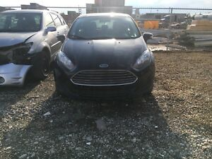 Ford Fiesta 2015 SE active