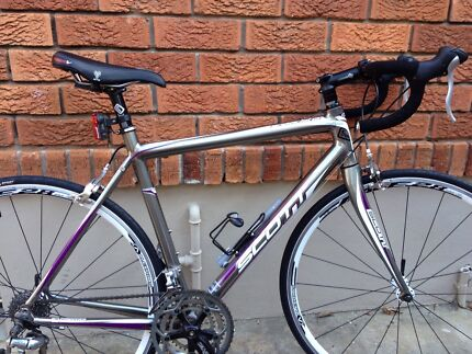 Scott road bike, Medium size, as new condition  Neutral Bay North Sydney Area Preview