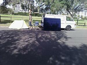 perfect toyota van,a year rego slip,bed,camping equipment Bondi Beach Eastern Suburbs Preview