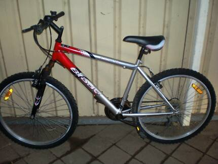 4 family bikes for sale 2 malvern stars $125  for the lot