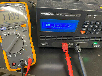 Bk Precision 9185 Single Channel Programmable Dc Power Supply