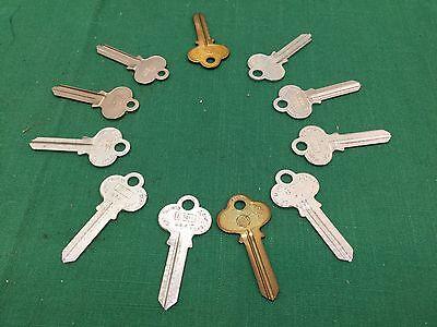 Earle By Curtis Er1 Kywy Key Blanks Set Of 11 - Locksmith