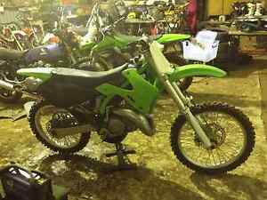 kx 125 kawasaki Port Pirie Port Pirie City Preview