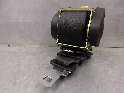 Renault Scenic Mk2 Middle Centre Rear Seat Belt RHD 2003-2009 Reg 8200309286