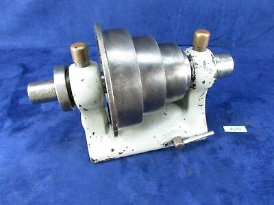 Pratt Whitney No.3 Bench Lathe Headstock 4170