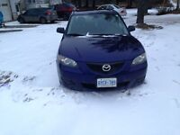 Parting out 05 Mazda 3