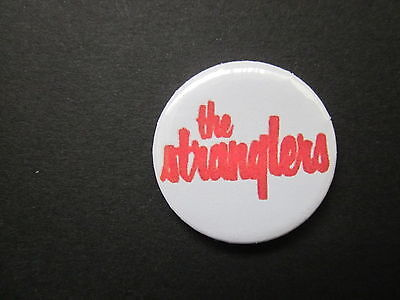 THE STRANGLERS .- LOGO-25MM BUTTON BADGES- No716