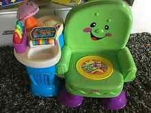 Fisher Price Learning Chair Bracken Ridge Brisbane North East Preview