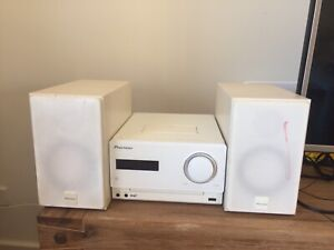 Pioneer CD receiver system