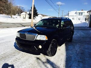 Lincoln aviator 2004 4x4 7 passager