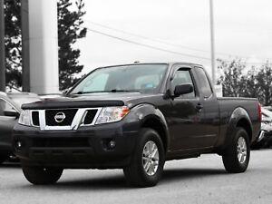 2015 Nissan Frontier -