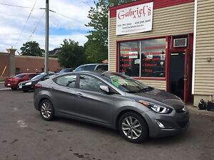 2015 Hyundai Elantra 5-speed