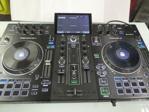 Denon DJ PRIME 2 – Standalone Smart DJ Console