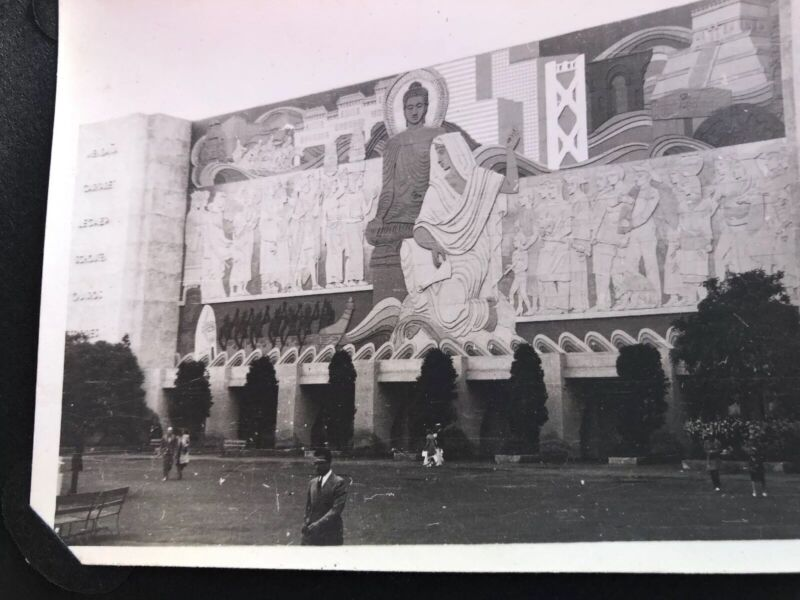 1939 Golden Gate International Exposition Worlds Fair Photo Album SF Air Shots