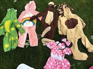 Costumes for toddlers