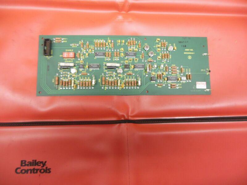 Bailey/ABB OIS20 Printed Circuit Board, 6632094A1 (USED)