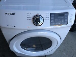 Washer and dryer Samsung brand new