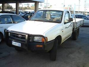 1999 Ford Courier 4X4 Ute WITH 1 YEAR WARRANTY Maddington Gosnells Area Preview