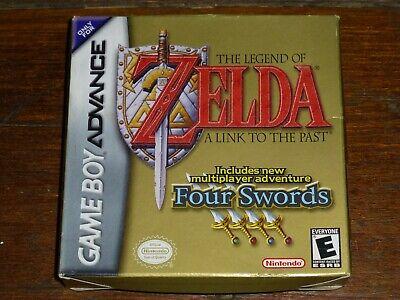 The Legend of Zelda, A Link to the Past, Four Swords for Gameboy Advance, usado comprar usado  Enviando para Brazil