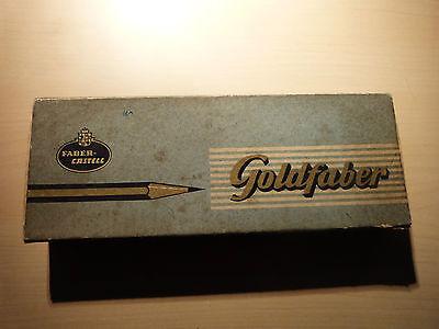 Faber-Castell Goldfaber original alte Verpackung für 871er Buntstift Sammler rar gebraucht kaufen  Dortmund