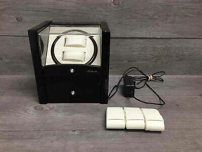 Belocia Automatic 2 Watch Winder Display Box