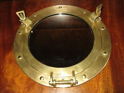 USA Made. Solid Brass Large Drum Stamping Finding