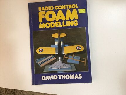 Book Radio Control Foam Modelling