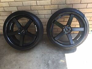 """20"""" stance rims commodore Mount Pritchard Fairfield Area Preview"""