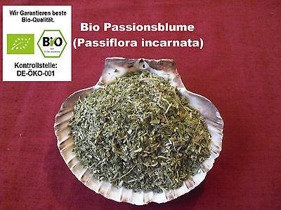 10g - 100g Bio Passionsblume Passionsblumenkraut Passions Passiflora incarnata  ()