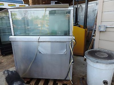 Lobster Tank Commercial 100 Gal. Sea Water New Compressor