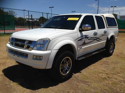 Holden Rodeo Auto Safety Certificate Low K's Superb Wynnum Brisbane South East Preview