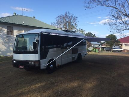 Exceptionally clean and tidy motorhome ready to enjoy!!! Imbil Gympie Area Preview