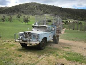 Jeep Willy's J 3800 Gladiator 1967 1.5 ton dual wheel 4x4 truck Kalkite Snowy River Area Preview