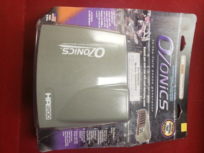 Ozonics hr 200 Treestand/blind